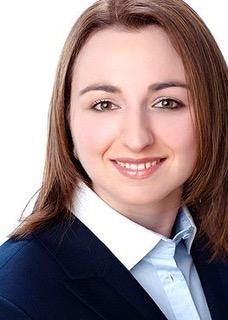 Milena Scinardo, FDP-Kandidatin für Bundestagswahlkreis 187 Odenwald